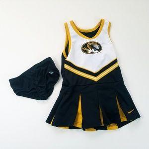 Mizzou Cheerleader Dress